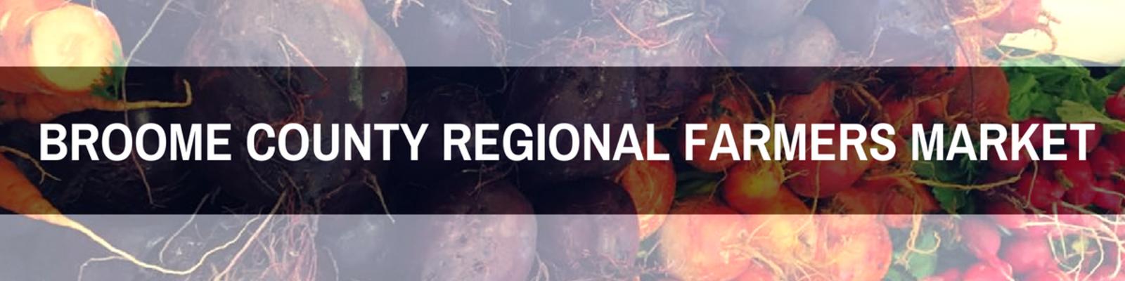 Broome County Regional Farmers Market